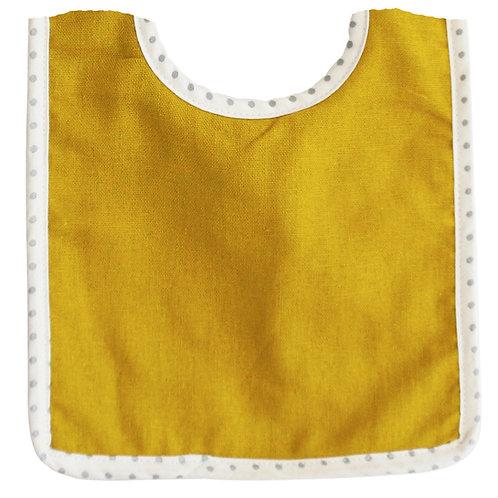 Mustard Bib