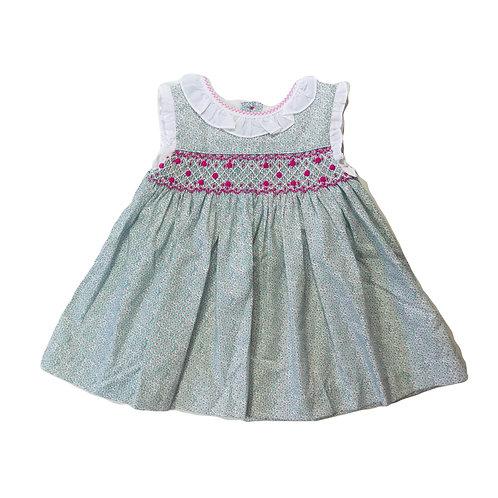 Fleur Smock Dress