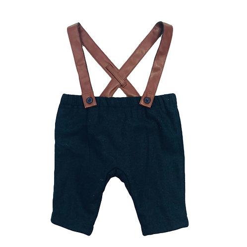 Gentleman Suspender Overall