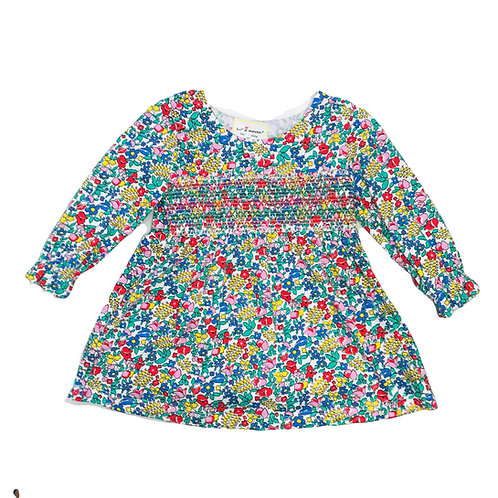 Spring Smock Dress