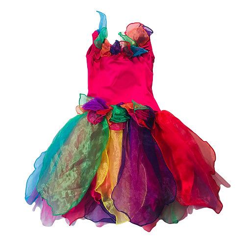 Pink Rainbow Fairy Dress