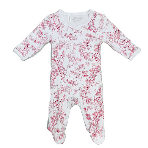 Blossom Footed Romper