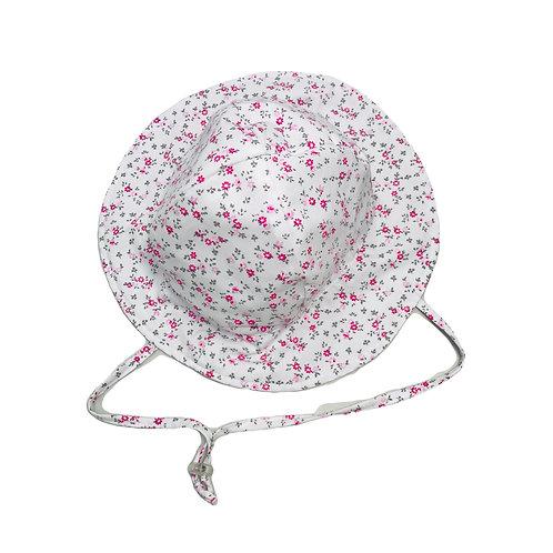 Lily Floral Sun Hat