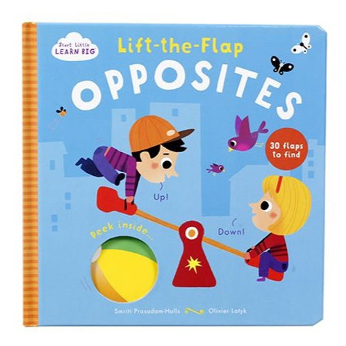 Opposites - Lift the Flap