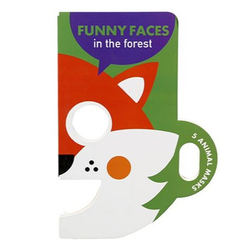 Funny Faces in the Forest