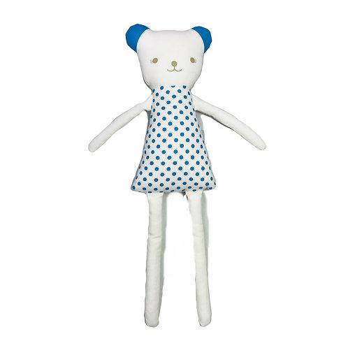 Blue Spot Bear