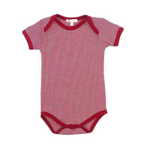 Red Stripe Bodysuit
