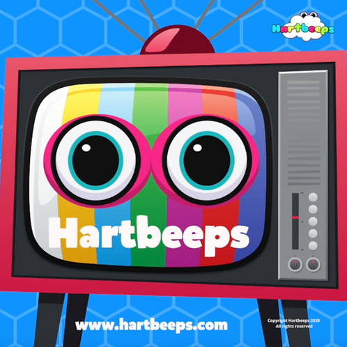 Hartbeeps@Home W1-W4 + Booking Fee