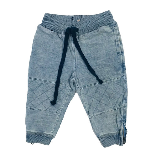 Acid Wash Relaxed Pant