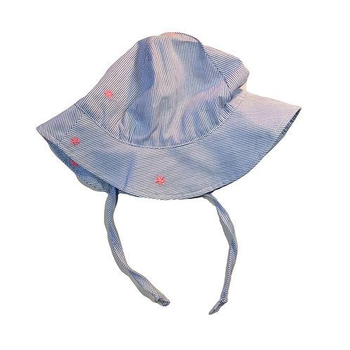 Luna Striped Sun Hat