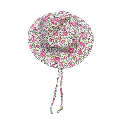 Chloe Floral Sun Hat