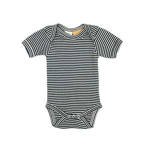Black Stripe Bodysuit