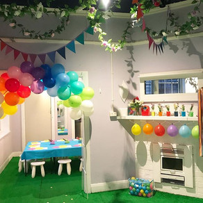 Children's Party Packages