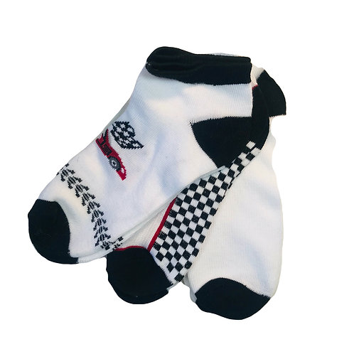 Racing Socks 3pk