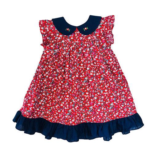 Lulu Smock Dress