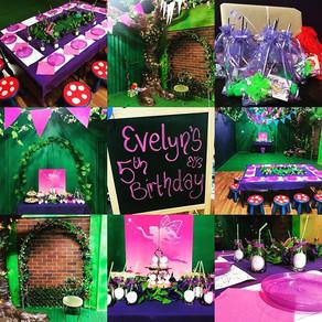 Rokabye Fairy Parties