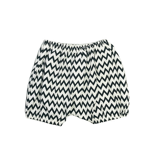 Relaxed Zigzag Short