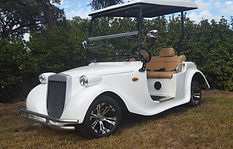 Crown Carts CR48- 2+2  Roadster User Manual
