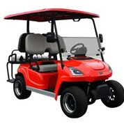red serius star golf cart th best the vi