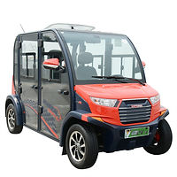 4 SEAT VIEW GOLF CART WITH REAL AIR COND