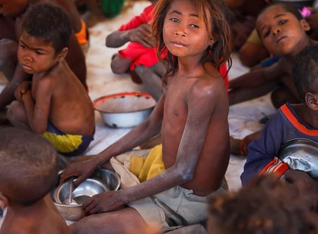 Urgence famine dans le Sud de l'île