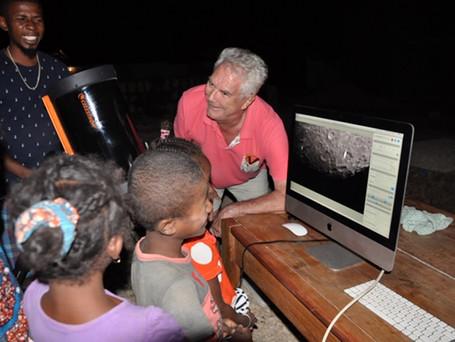 Mettre l'astronomie au programme scolaire