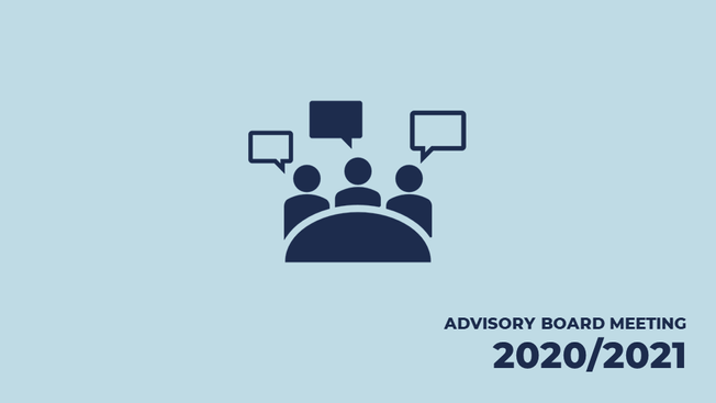 Meeting with the Advisory Board: reflections for 2021/2022