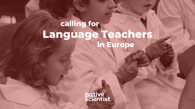 Call for Language Teachers in Europe