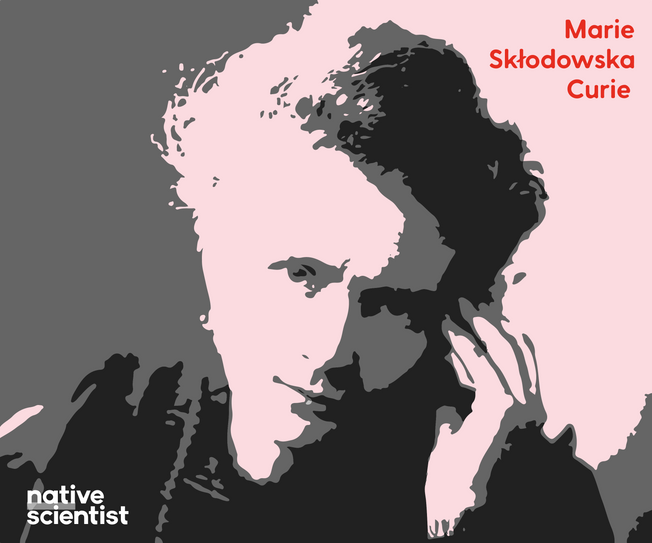 The Native Scientist side of Marie Curie