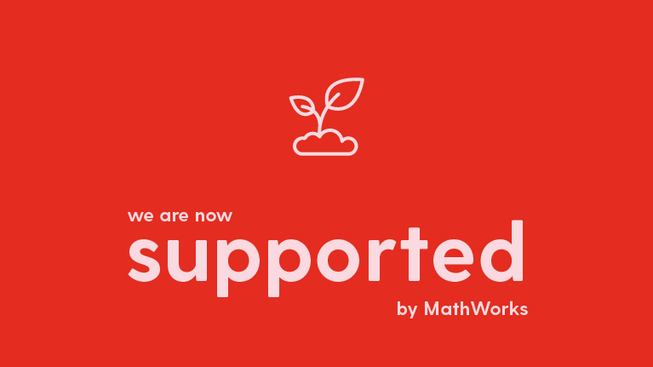 Native Scientist supported by MathWorks