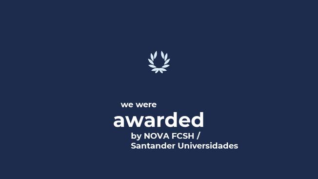 Cartas com Ciência wins entrepreneurship award