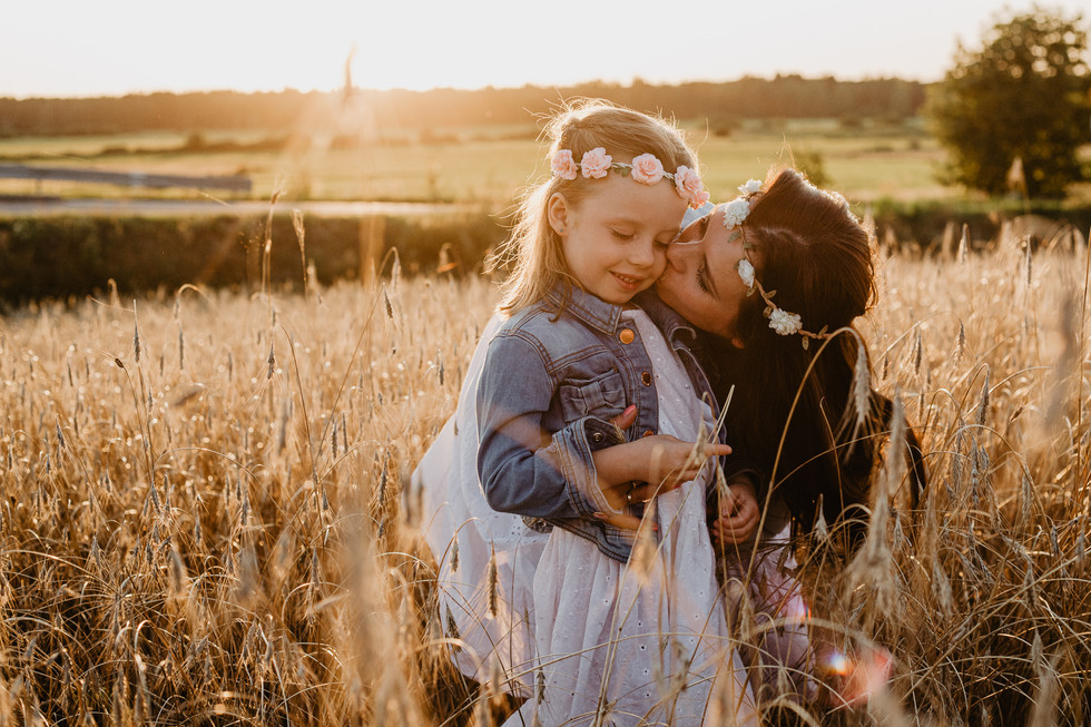 Mama i córka  | Sesja rodzinna Podlasie