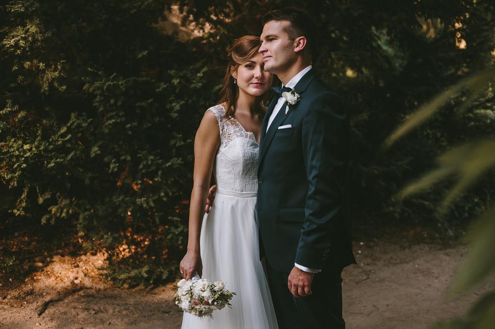 Sylwia + Marcin   Plener w Arkadii