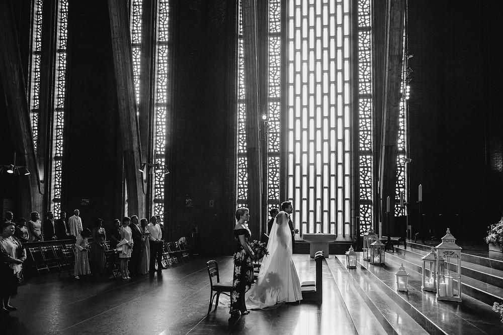 Fotograf na ślub kościelny Warszawa