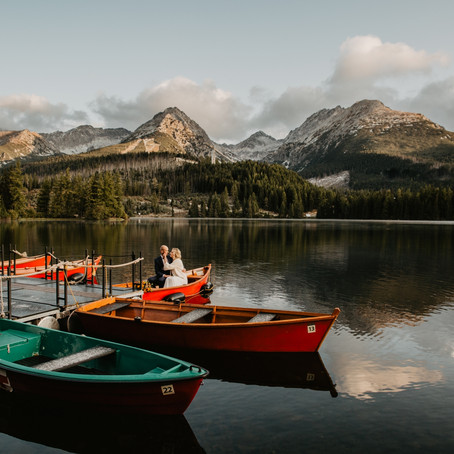 Karolina + Jacek | Sesja poślubna w górach