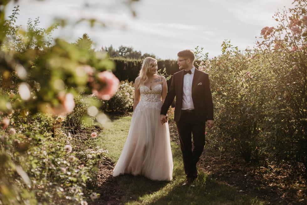 Paulina i Mateusz | Sesja poślubna
