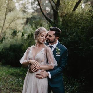 Joanna + Enrico