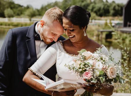 Vicky i Piotr | Polsko - malezyjski ślub kościelny |  Folwark Białych Bocianów