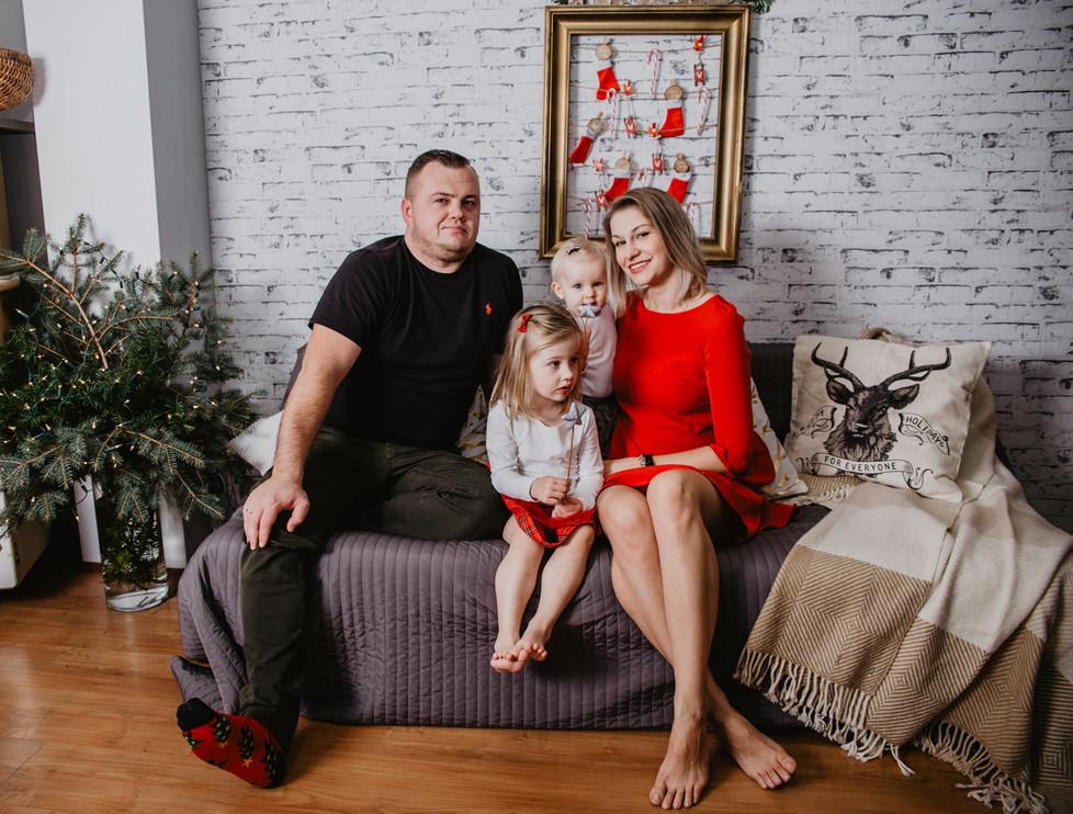 sesja świąteczna Mińsk Mazowiecki