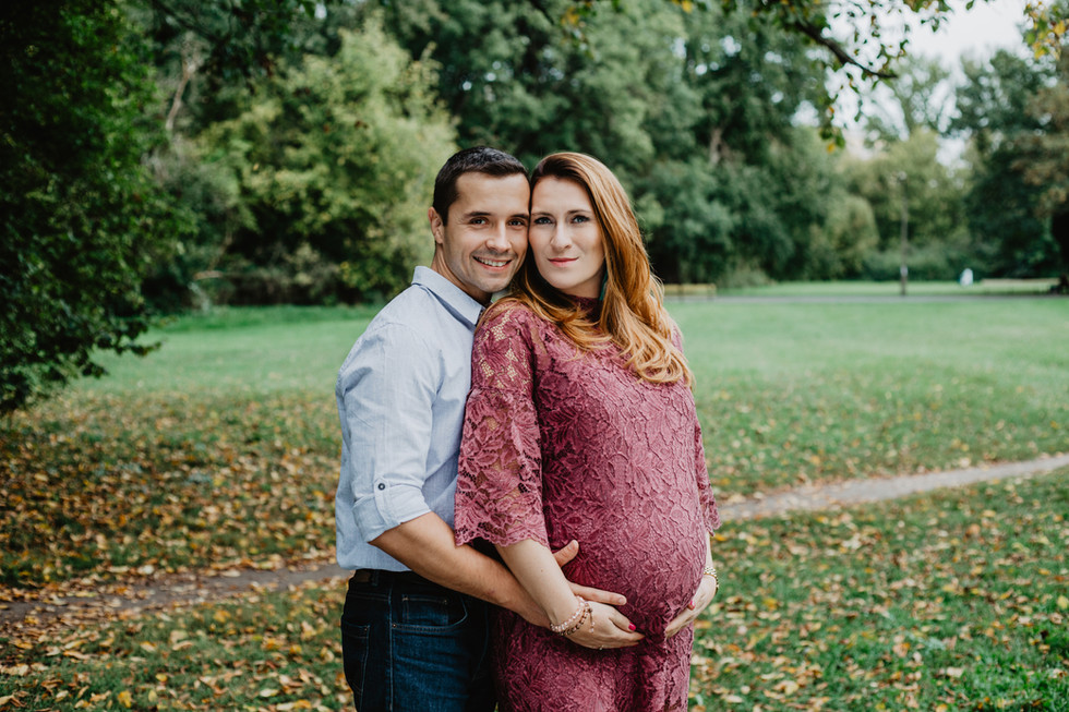 Aneta + Marcin + Adaś | Sesja ciążowa