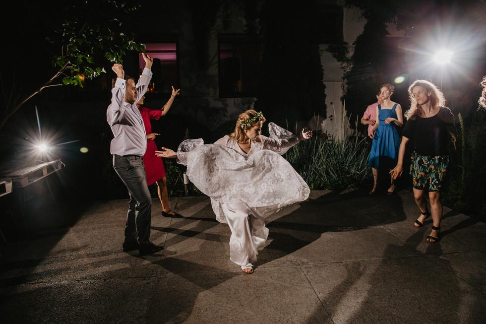 Estera i Paweł | Ślub plenerowy - Pasta na Kamionku