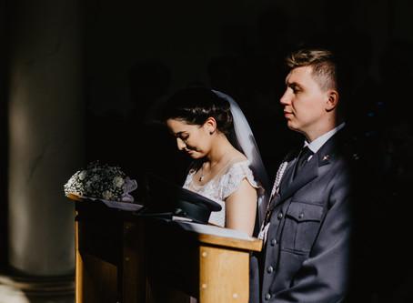 Karina + Wojtek | Ślub Mariawicki w Mińsku Maz i Bianco