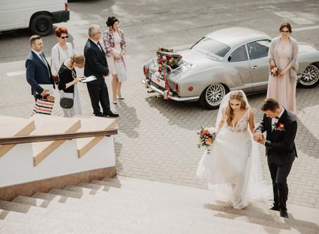 Ola + Kuba | Ślub Żelechów, Wesele Moderno