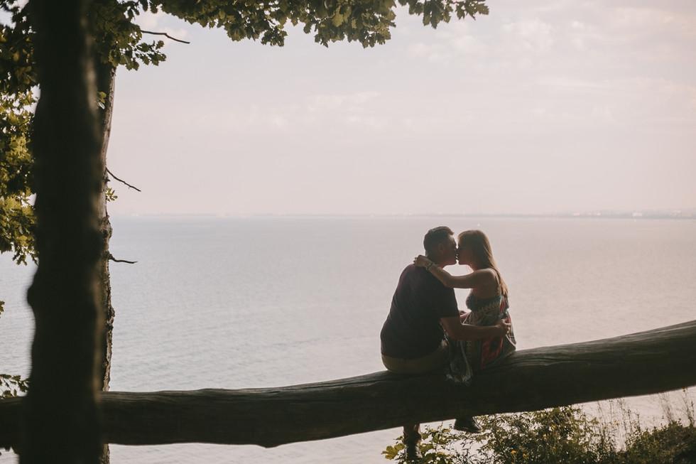 Aga + Kamil | Sesja narzeczeńska Gdynia