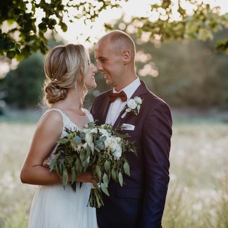 Karolina i Jacek   Tradycyjny ślub w Okuniewie