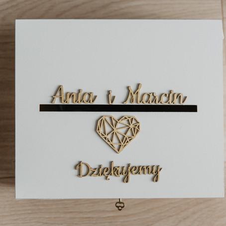 Anna + Marcin | Lawendowy Pałacyk