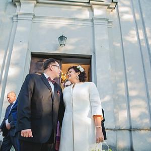 Marzanna i Piotr