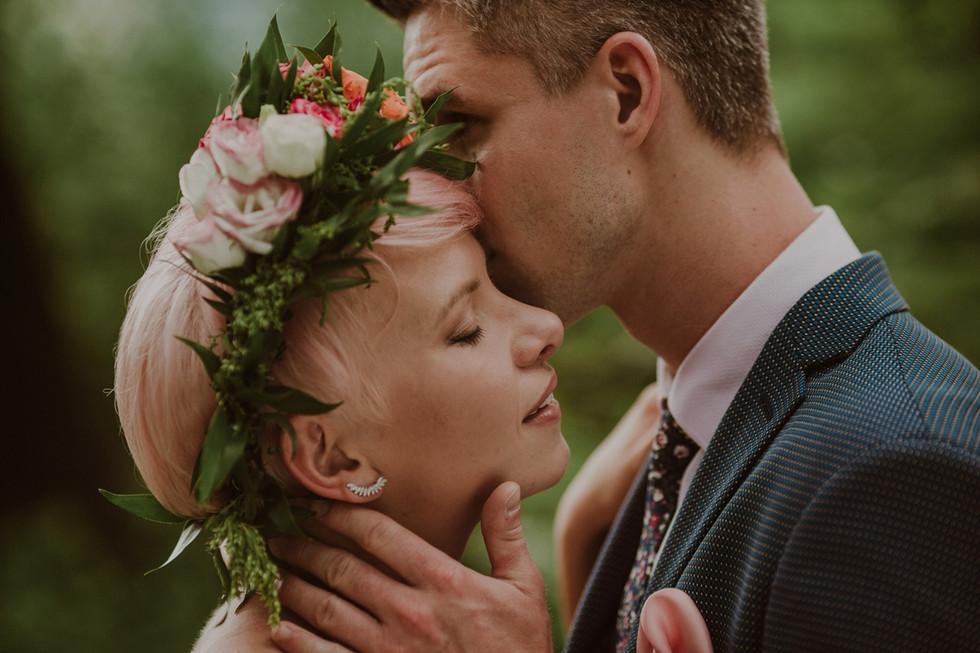 Maki | Sesja poślubna w Warszawie
