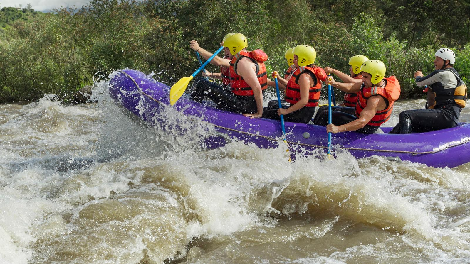 Rafting Turları