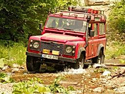 Günübirlik Jeep Safari Turları